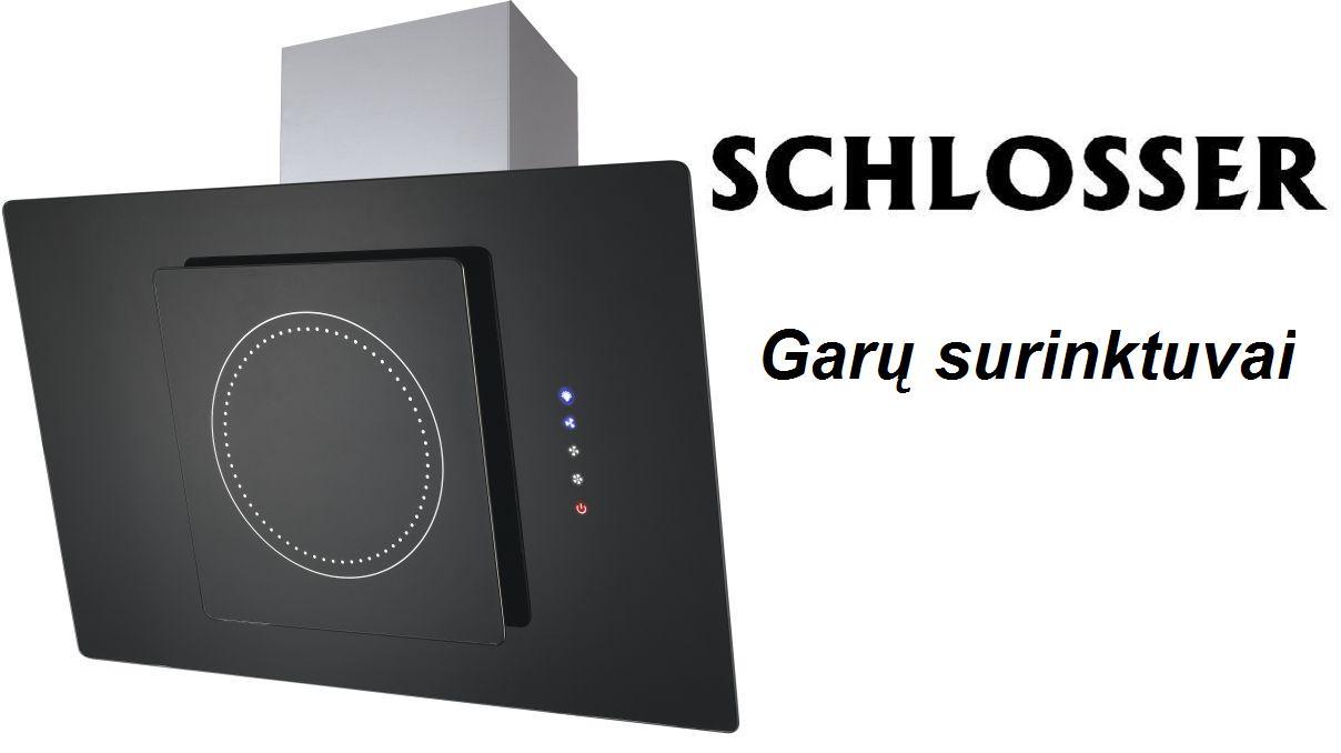 Schlosser garų surinktuvai